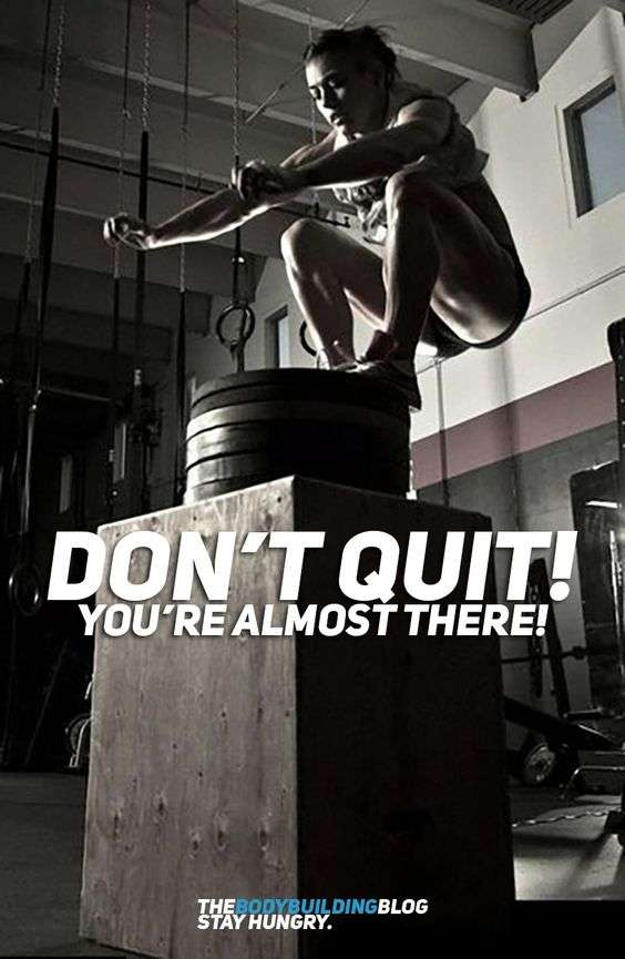 monday fitness motivational quotes